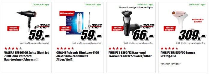 Media Markt Beauty Tiefpreiswoche