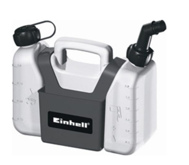 Einhell Kombi-Kanister mit integrierter Werkzeugtasche für 11,94€inkl. Versand (statt 19€)