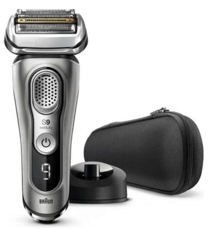 Braun 9325S1CT Nass- und Trockenrasierer für 165,90€inkl. Versand (statt 215€)