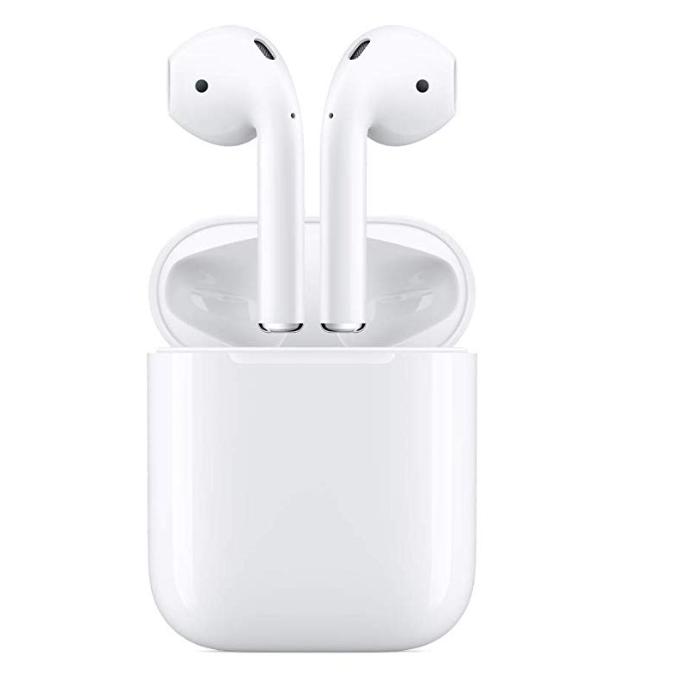 Apple Airpods 2 mit kabellosem Ladecase für 157,41€ inkl. Versand (Ebay Plus!)