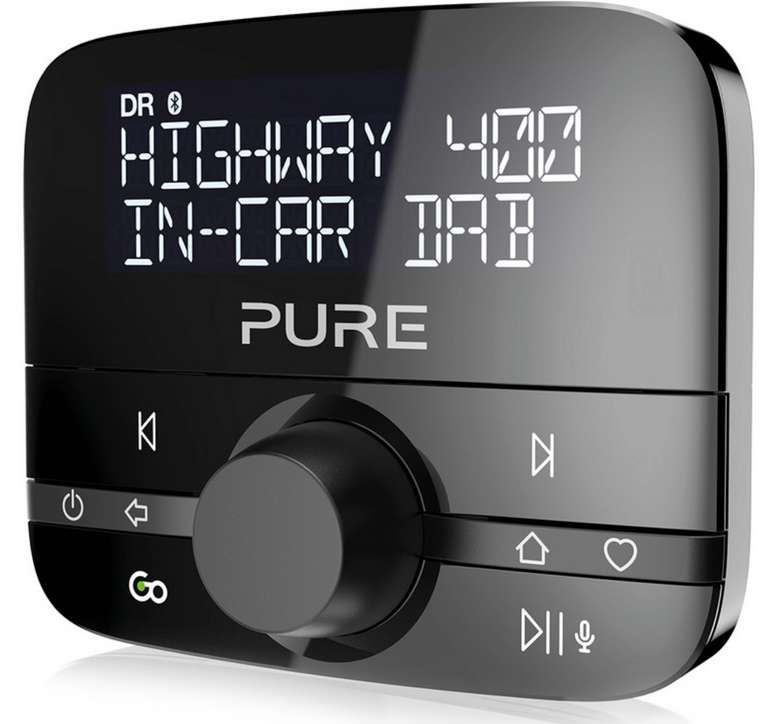 Pure Highway 400 (v2) Bluetooth & Digitalradio Auto Adapter für 35,90€ inkl. Versand (statt 58€)