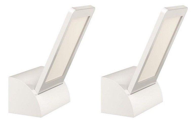 2er Pack Osram Silento Muro 6W LED-Tischlampe oder Wandleuchte für 24,99€