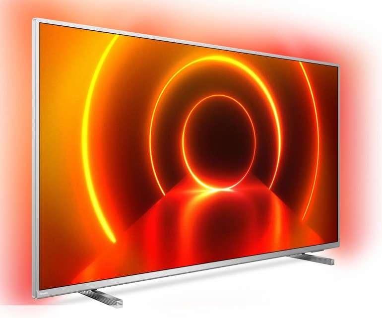 Philips 70PUS8105/12 LED-Fernseher mit 70 Zoll (4K Ultra HD, Smart-TV, 3-seitiges Ambilght) für 683,60€ inkl. Versand