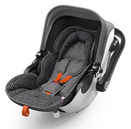 Kiddy Babyschale Evoluna i-Size inklusive Isofix Base 2 für 249,99€ (statt 350€)