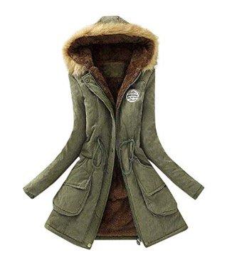 Momoxi Mantel Damen mit Kapuze für 15€ inkl. Versand (statt 35€)