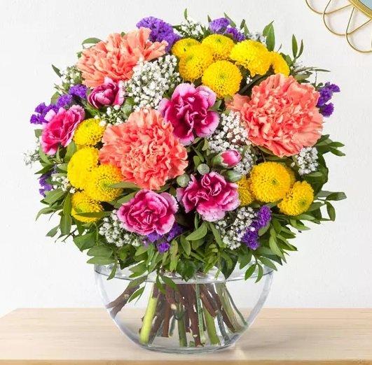 Valentins: 12€ Wertgutschein für das Blumen- und Geschenksortiment nur 5,70€