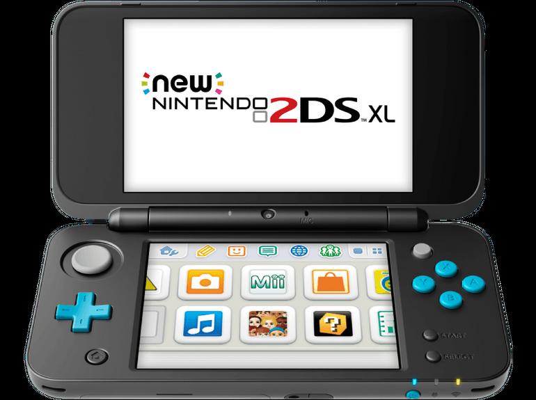 New Nintendo 2DS XL in versch. Farben für 125€ inkl. Versand (statt 143€)