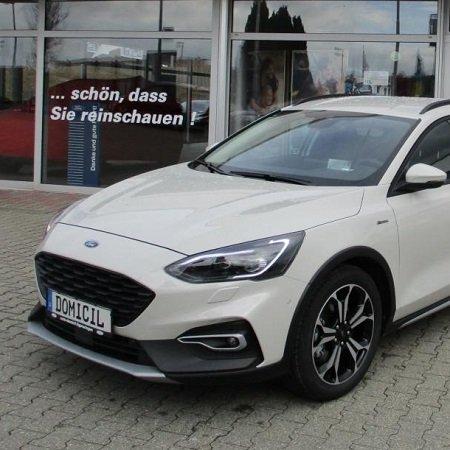 Privat + Gewerbe: Ford Focus Turnier Active für 238,21€ (Brutto) im Monat leasen