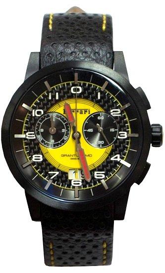 Scuderria Ferrari Herren Armbanduhr in 3 verschiedene Modellen für je 99,99€