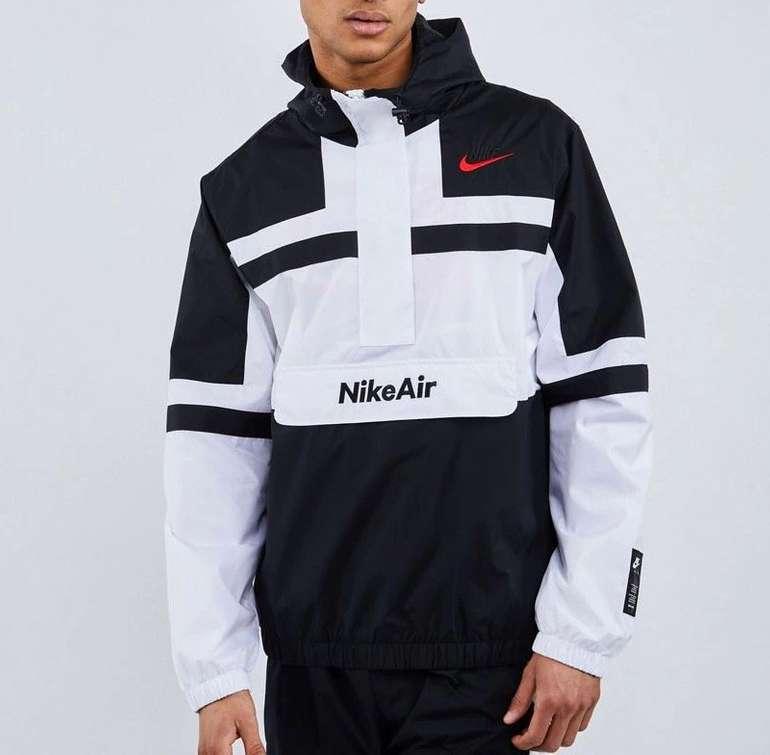 Nike Air Woven Half Zip Herren Jacke für 69,99€ inkl. Versand (statt 86€)