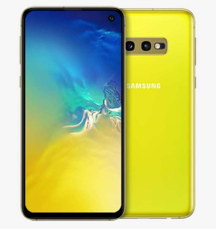 Samsung Galaxy S10e + 120€ adidas Gutschein + o2 Flat mit 6GB LTE für 24,99€ mtl