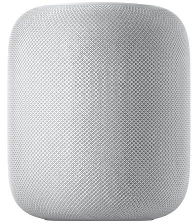 Apple HomePod mit Raumerkennung in Weiß für 269,91€ inkl. Versand