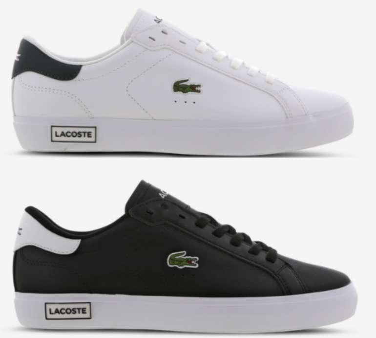 Lacoste Powercourt Herren Sneaker für 59,99€ inkl. Versand (statt 100€)