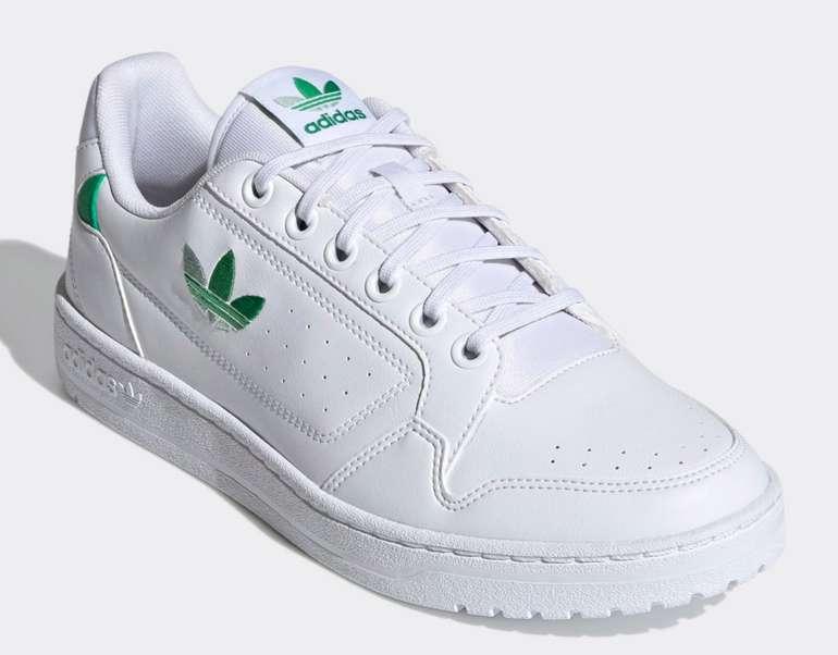 Adidas Originals NY 92 Sneaker in grün / weiß für 34,90€inkl. Versand (statt 61€)