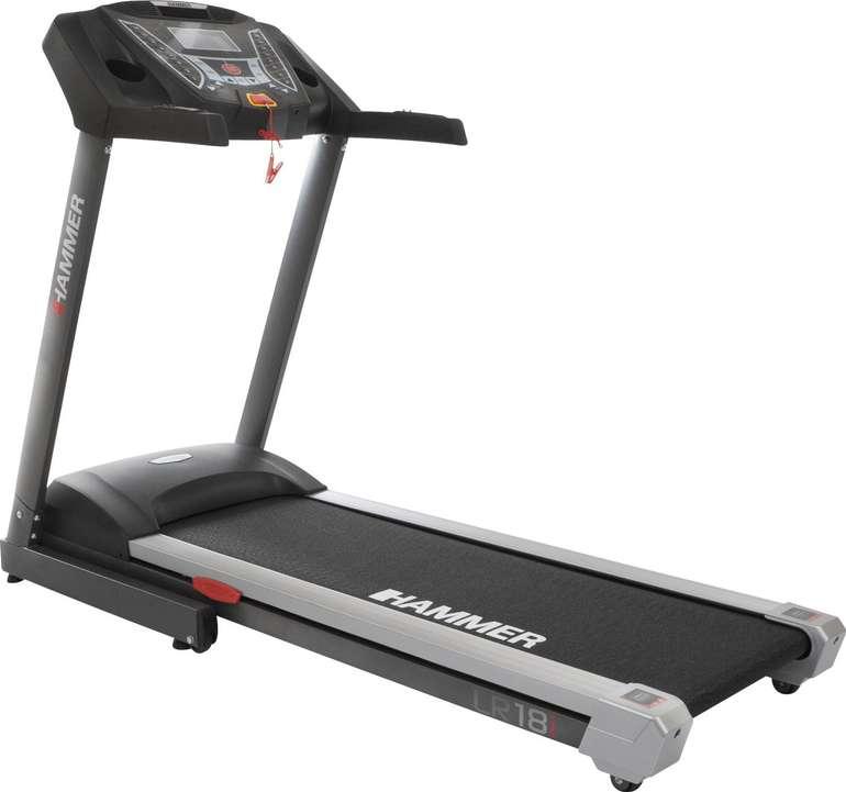 Hammer Fitness-Laufband Life Runner LR18i für 449,10€ inkl. Versand (statt 699€)