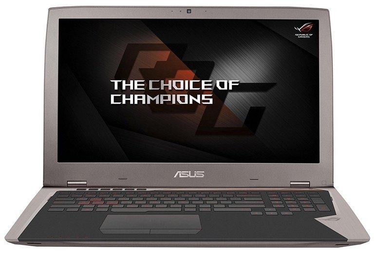 """Asus 17,3"""" Gaming Notebook mit i7, 512GB SSD, 32GB RAM & GTX 1080 für 1.808,90€"""