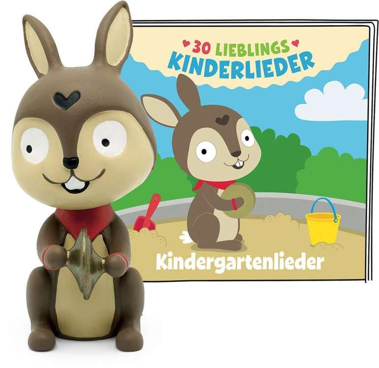 Tonies Figuren deutlich reduziert, z.B. 30 Lieblings-Kinderlieder für 12€ (statt 16€)