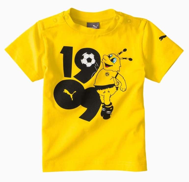 Puma BVB Minicats Graphic Kinder T-Shirt für 9,70€ inkl. Versand (statt 18€)