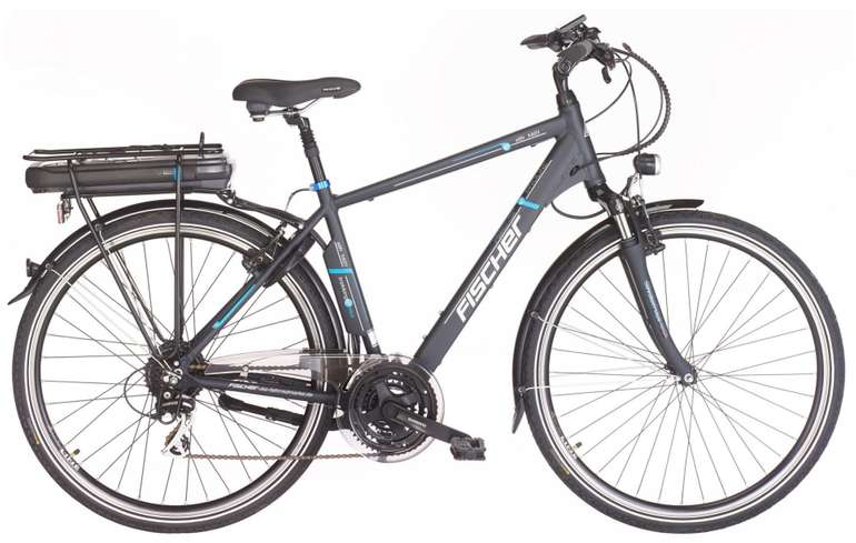 Neckermann: 15% Rabatt auf alles (ausser Technik) + VSKfrei ab 75€ - z.B. Fischer E-Bike ETH 1401 für 993,45€