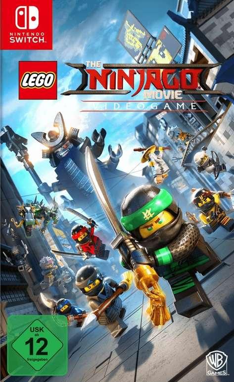 The Lego Ninjago Movie Videogame für die Switch für 18,99€ inkl. Versand (statt 27€)
