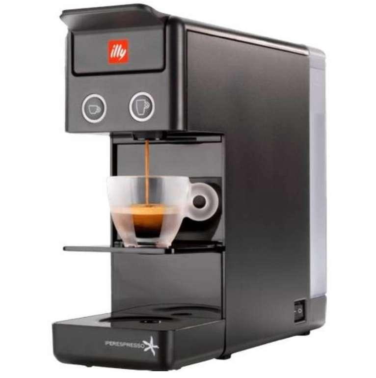 Illy Y3 Espresso & Coffee Kapselmaschine in 2 Farben für je 37,60€ inkl. Versand (Neukunden)
