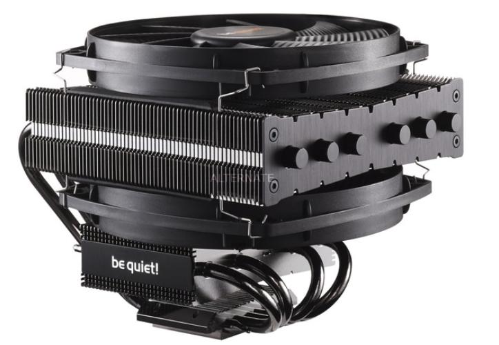 be quiet! Dark Rock TF CPU-Kühler in schwarz für 66,89€inkl. Versand (statt 77€)