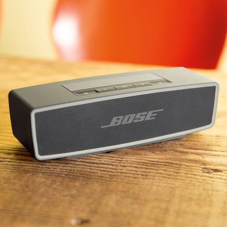 Bose Soundlink Mini II Bluetooth-Lautsprecher für 139,81€ inkl. VSK (statt 179€)