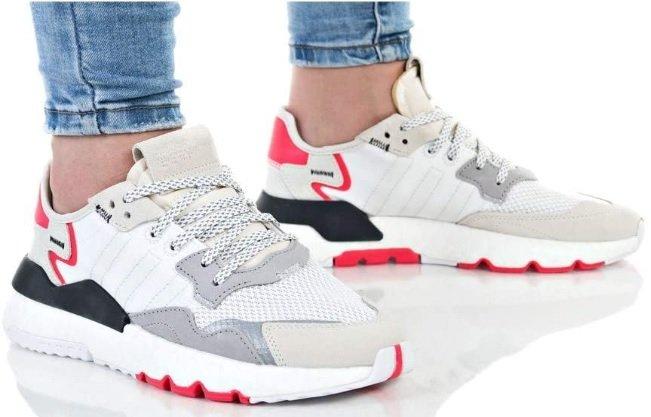 Adidas Nite Jogger - Vorschule Schuhe für 29,99€ inkl. Versand (statt 79€)