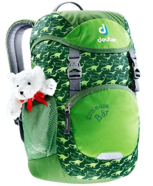 Deuter Emerald Schmusebär Kinderrucksack für 31,10€ inkl. Versand (statt 43€)