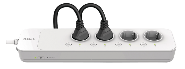 D-Link DSP-W245 WLAN Steckdosenleiste (mydlink Home & Alexa komp.) für 77€