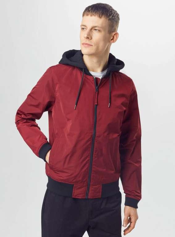 Hollister Herren Jacke in nachtblau / burgunder für 32,90€inkl. Versand (statt 50€)