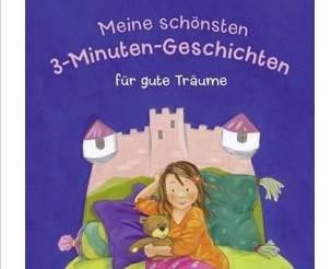 Kinderbücher Sale bei Thalia - z.B. Meine schönsten 3-Min.-Geschichten für 2,50€