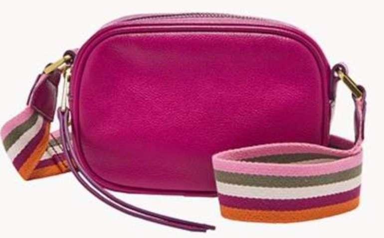 Fossil Damen Tasche Maisie Small Camera Bag (SHB2642508) für 39,86€ (statt 89€) - Newsletter!