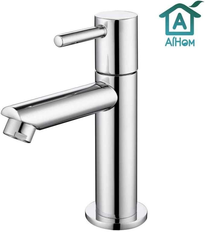 AiHom Kaltwasser Armatur für 17,99€ inkl. Prime Versand (statt 29€)