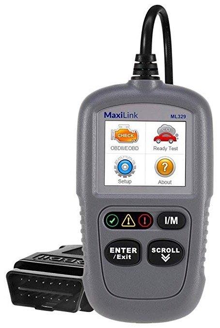 Autel MaxiLink ML329 OBD2 Diagnosegerät für 23,99€ inkl. Versand