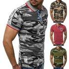 OZONEE 9505 – Herren Kurzarm Poloshirt für 10,45€ (statt 15€)