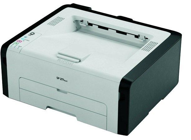 Ricoh SP 277NwX S/W Laserdrucker mit WLAN & NFC für 79€ inkl. VSK