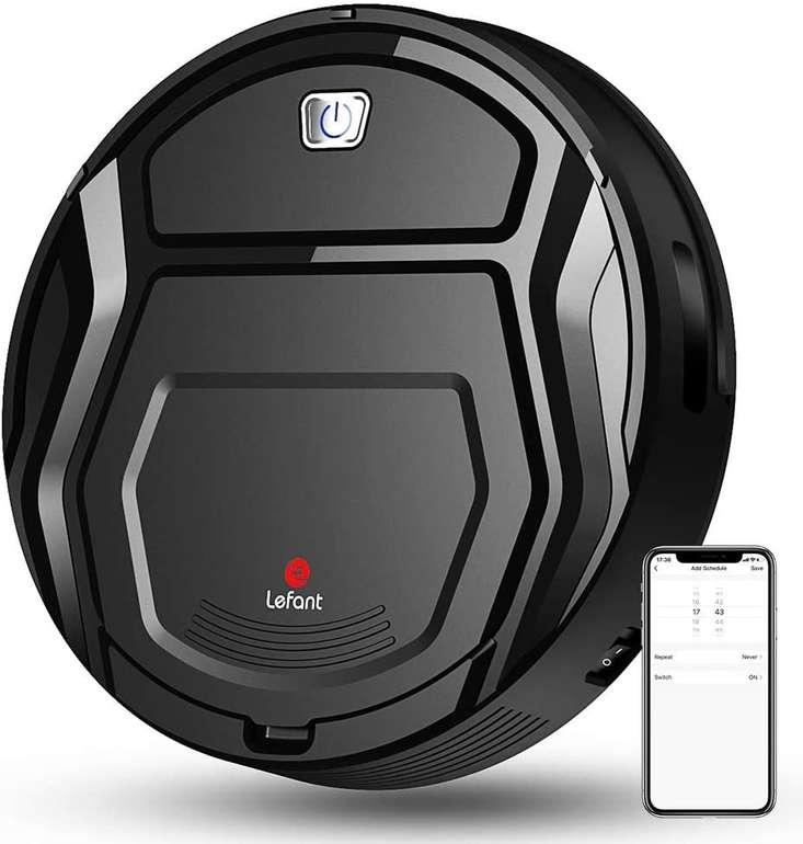 Lefant M201 Saugroboter (500ml, 1500 Pa, 1800mAh, FreeMove 2.0-Technologie) für 87,49€ (statt 150€)