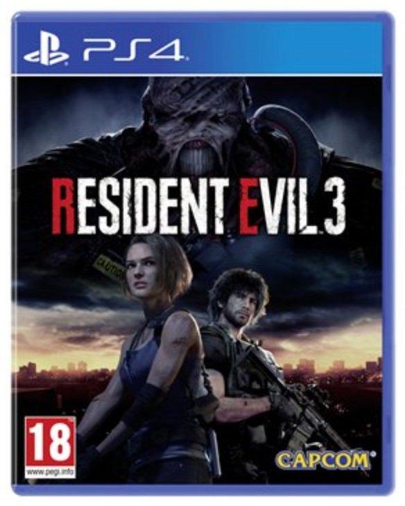 Resident Evil 3 - Remake (PS4) für 23,99€ inkl. Versand (statt 30€)