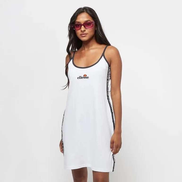 Ellesse Mondae Kleid in Weiß für 26,49€ inkl. Versand (statt 38€)