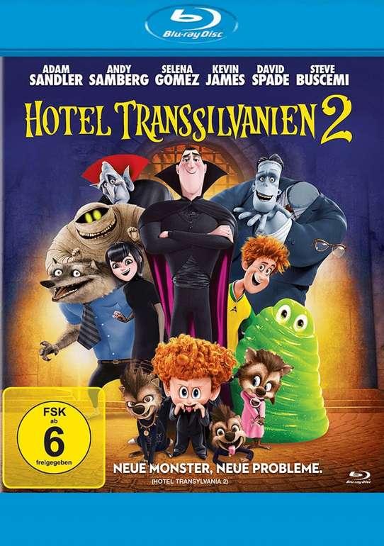 Hotel Transsilvanien 2 (Blu-ray) für 3,96€ inkl. Prime Versand (statt 9€)