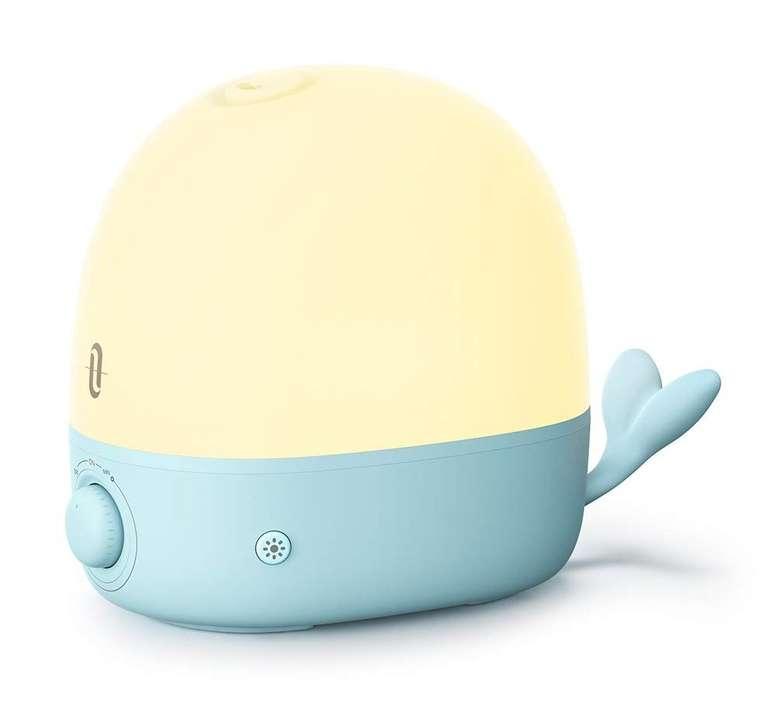 TaoTronics Luftbefeuchter mit Nachtlicht (BPA-frei) für 29,99€ inkl. Versand (statt 40€)