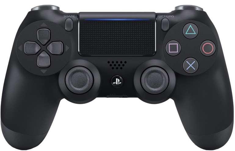 Sony DualShock 4 Wireless Controller V2 in schwarz für je 39,96€ inkl. Versand (statt 53€)