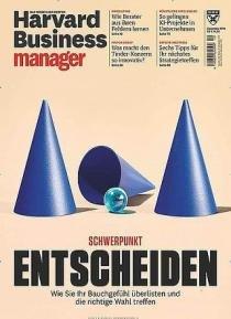 Harvard Business Manager Jahresabo für 169€ + z.B. 90€ Bestchoice Gutschein