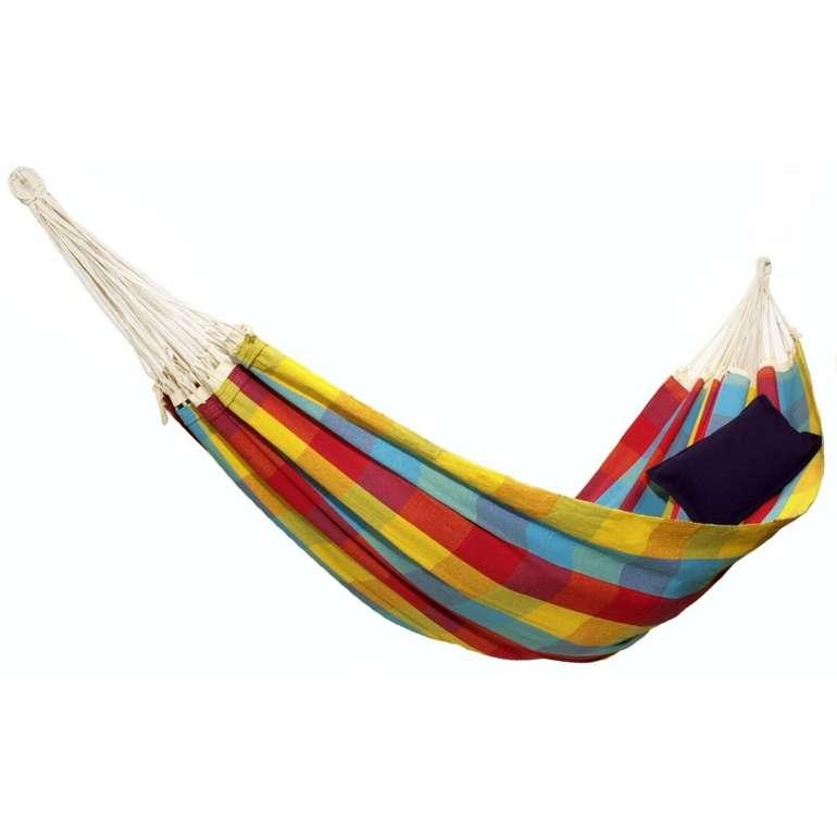 Amazonas Hängematte Bahia Madras XL für 36,98€ inkl. Versand (statt 58€)