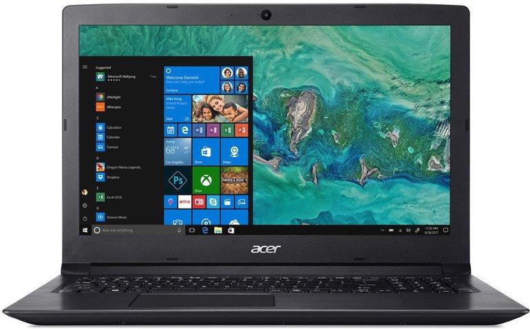 "Acer 15,6"" Notebook Aspire A315 (FHD, 8GB RAM, 128 GB SSD) für 353,99€ inkl. VSK"