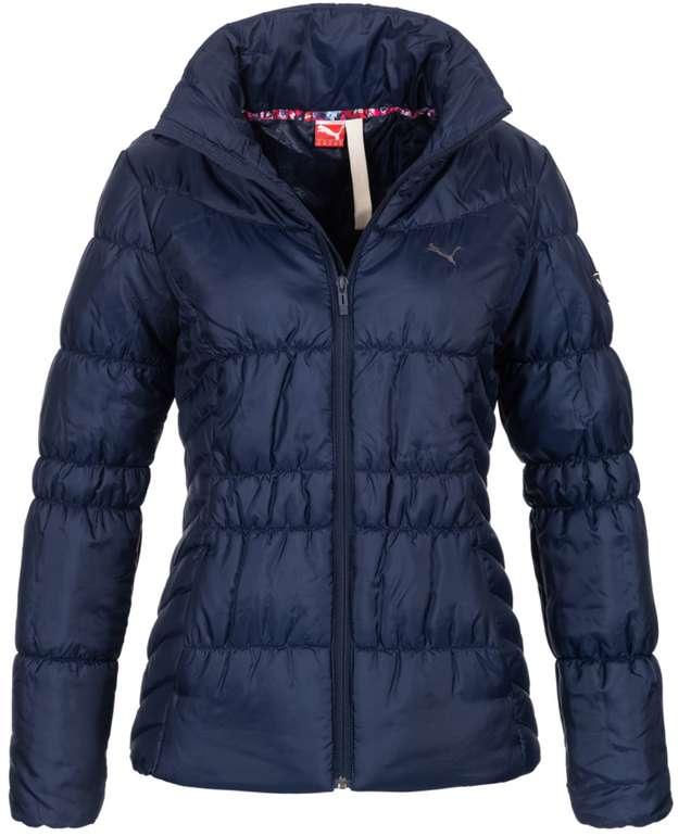 Puma Essential Padded Damen Winterjacke in Blau für 43,94€inkl. Versand (statt 50€)