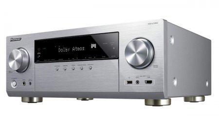 Pioneer VSX LX 302 AV Receiver in Silber (7 x 170 Watt) für 412,92€ (statt 470€)