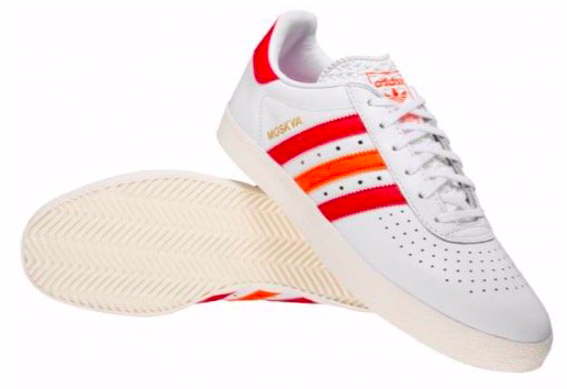 Adidas Originals Moskva 350 Sneaker + Beanie für 50,88€ (statt 75€)