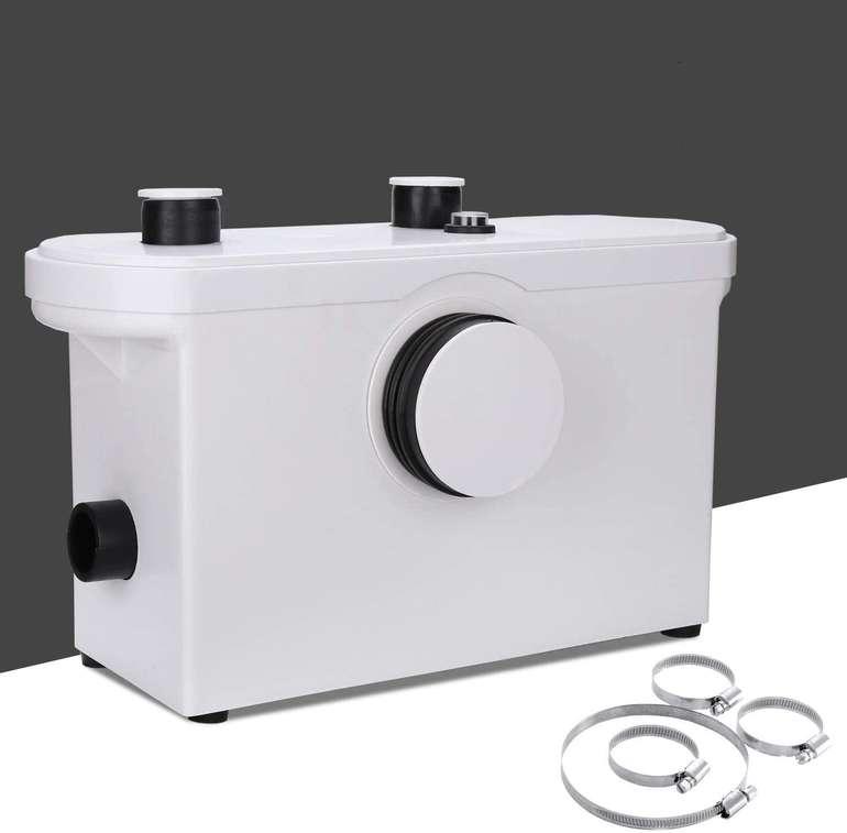 Karpal Hebeanlage (600W, 140 L/min, 230V, mit integriertem Rückschlagventil) für 67,89€ inkl. Versand (statt 97€)
